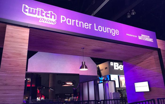 Affiliate lounge