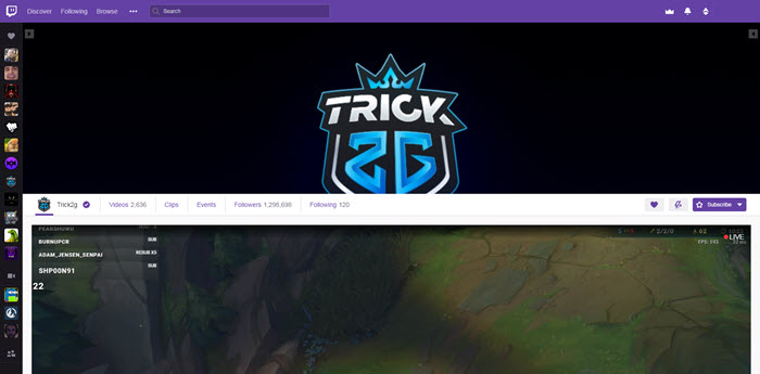 Twitch, Mixer, and Social Media Image Size Guide For